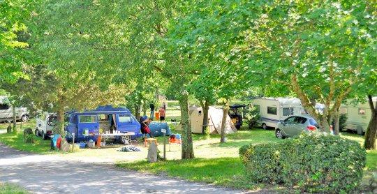 emplacement rouchetou tente