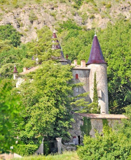Chateau chassagnes