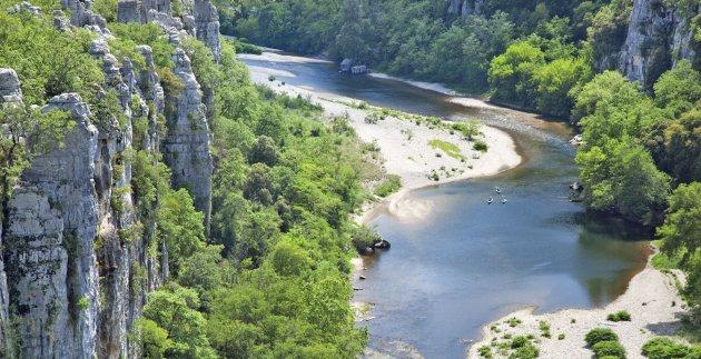 Gorges du Chassezac Ardeche