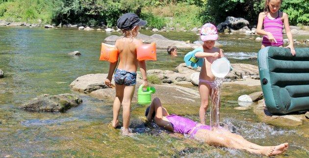 jeux riviere